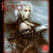 Kalendář The Fantasy Art of Royo 2021