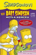 Simpsonovi: Bart Simpson 06/2015 - Metla Homera