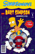 Simpsonovi: Bart Simpson 01/2013 - Homerův syn