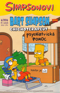 Bart Simpson 6/2016: Chichoterapeut