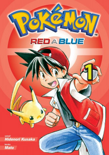 Pokémon 1: Red a Blue